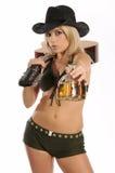Tequila della roccia di paese Fotografia Stock