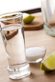 Tequila drink. Photo shot of tequila drink Royalty Free Stock Image