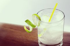 Tequila Drink Stock Images