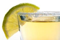 Tequila et limette images libres de droits