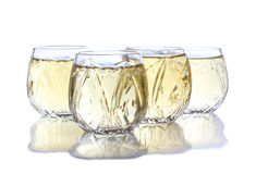 Tequila glasses Royalty Free Stock Image