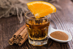 Tequila Gold Stock Image