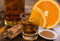 Tequila Gold Royalty Free Stock Image