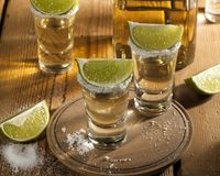 Tequila Royalty Free Stock Image