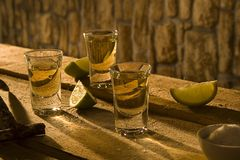 Tequila I royalty free stock photography