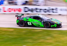 Tequila Patron Ferarri 2012 Detroi Grand Prix Royalty Free Stock Photos