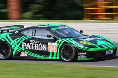 Tequila Patron race team Royalty Free Stock Photography