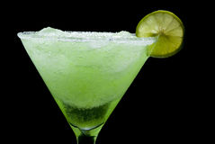 Tequila served Royalty Free Stock Photography