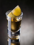 Tequila shot Royalty Free Stock Images