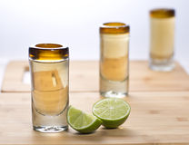 Tequila shot Royalty Free Stock Photos