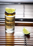 Tequila shot Stock Photography