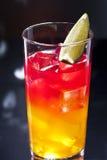 Tequila-Sonnenaufgangcocktail Stockbilder
