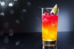 Tequila-Sonnenaufgangcocktail Lizenzfreie Stockfotografie