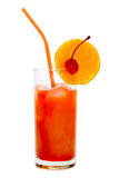 Tequila Sunrise Stock Photos