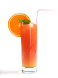 Tequila sunrise Royalty Free Stock Photo