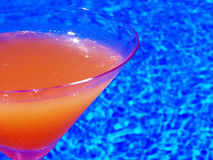 Tequila sunrise Royalty Free Stock Photography