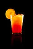 Tequila sunrise drink Royalty Free Stock Photography