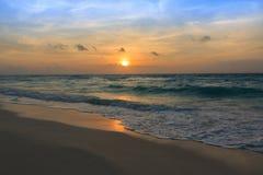 Beach Sunrise Royalty Free Stock Photography