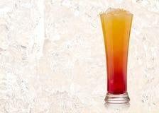 Tequilasonnenaufgang Cocktail Lizenzfreie Stockbilder