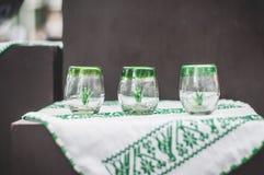Tequileros verdes Fotos de Stock