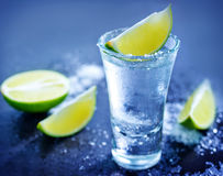 Tequilla Royalty Free Stock Photo