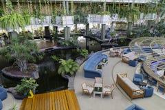 Το ξενοδοχείο είναι ζωντανό μεγάλο Tequise Playa Στοκ Φωτογραφίες
