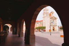Tequisquiapan IX Royalty Free Stock Photos