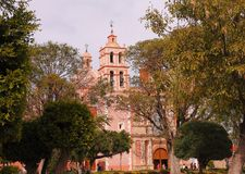 Tequisquiapan XI Royalty Free Stock Images