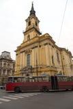 Teréz Templom in Budapest Stockbild