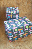 Teraźniejszość dla bożych narodzeń, nowy rok, walentynki Zdjęcie Stock