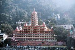 Beautiful view of Tera Manzil Temple