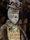 Terakotowy wojownik Zdjęcie Royalty Free