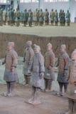 Terakotowy wojsko Zdjęcia Stock