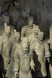Terakotowy wojsko Fotografia Stock