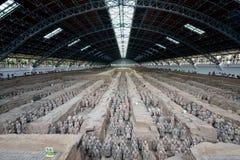 Terakotowy wojsko Obraz Stock