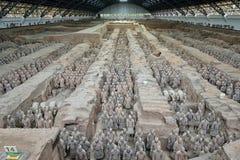 Terakotowy wojsko Zdjęcie Stock