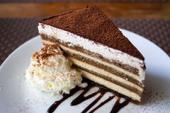teramitsu κέικ Στοκ Φωτογραφία