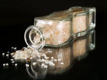 terapi för brunnsort för alternativ badhelthcareläkarundersökning salt Fotografering för Bildbyråer