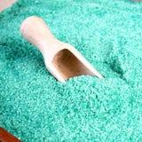 terapi för brunnsort för alternativ badhelthcareläkarundersökning salt Royaltyfri Bild