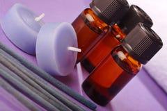 Terapia alternativa Foto de archivo libre de regalías