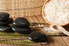 Terapia aromatica del sale nella regolazione della stazione termale (2) immagine stock libera da diritti