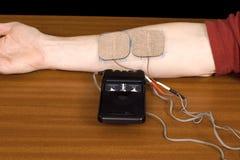Terapia da massagem Fotografia de Stock