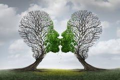 Terapia del amor ilustración del vector