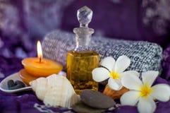 Terapia del aroma Fotografía de archivo libre de regalías
