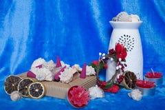 Terapia del balneario y del aroma Fotografía de archivo libre de regalías