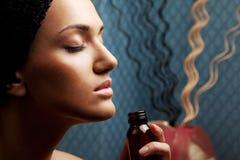 Terapia dell'aroma Immagini Stock Libere da Diritti