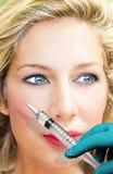 Terapia della pelle Fotografie Stock