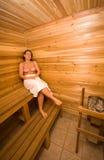 Terapia di calore Immagini Stock