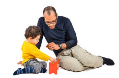 Terapia didáctica de los niños