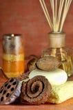 Terapia do aroma imagem de stock royalty free